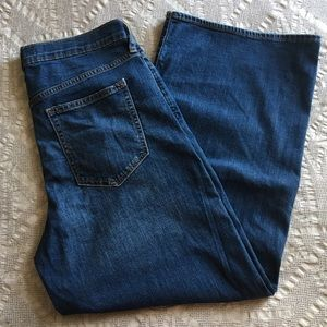 NWT Gap 1969 Wide-Leg High Rise Jeans
